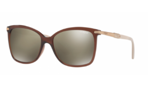 Óculos Vogue - 0VO5126SL Casual Chic - Glossy Translucent Brown 25916G/55