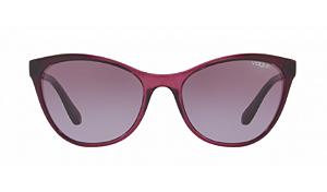 Óculos Vogue - 0VO5131SL Casual Chic - Gradient Burgundy 25178H/57