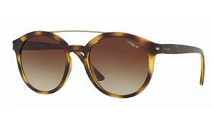 Óculos Vogue - 0VO5133S Casual Chic - Dark Havana W65613/53