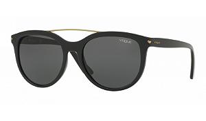 Óculos Vogue - 0VO5134S Casual Chic - Black W44/87/55