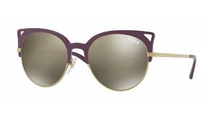 Óculos Vogue - 0VO5137S Casual Chic - Violet 25395A/55