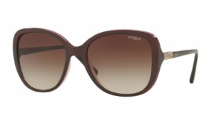 Óculos Vogue - 0VO5154SB Timeless - Top Brown/Opal Pink 194113/56