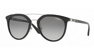 Óculos Vogue - 0VO5164S - Casual Chic - Black - W44/11/52