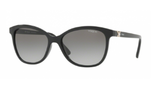 Óculos Vogue - 0VO5185BL Casual Chic - Glossy Black W44/11/56