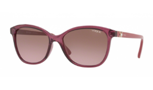 Óculos Vogue - 0VO5185BL Casual Chic - Glossy Tanslucent Rose 254914/56