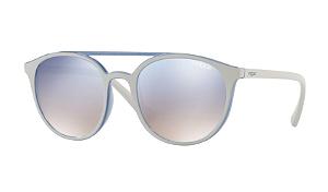 Óculos Vogue - 0VO5195SL In Vogue - Top Beige/Translucent Azzurro 25947B/52
