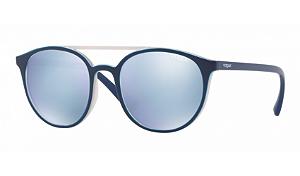 Óculos Vogue - 0VO5195SL In Vogue - Top Dark Blue/Translucent Pink 259330/52