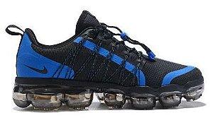 Nike VaporMax Utility - Preto e Azul