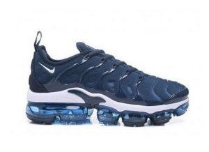 Nike Air VaporMax Plus - Azul e Branco