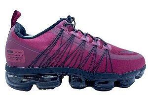 Nike VaporMax Utility - Vinho e Preto