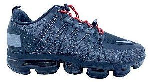 Nike VaporMax Utility - Cinza e Vermelho