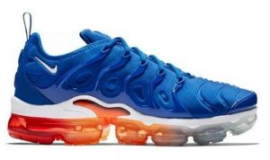 Nike Air VaporMax Plus Azul e Vermelho