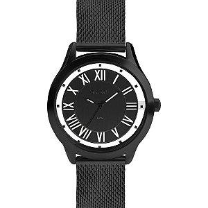 Relógio Euro - Feminino - Preto - EU2039JI4P