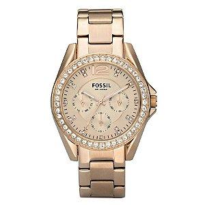 Relógio Fossil - Feminino - Dourado - ES28111JN