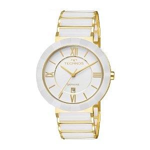 Relógio Technos - Feminino - Branco - 2015BV4B