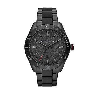 Relógio Armani Exchange Enzo - Masculino - AX18261PN - Preto