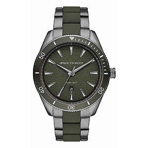 Relógio Armani Exchange - Masculino - AX18331FN - Grafite  e Verde