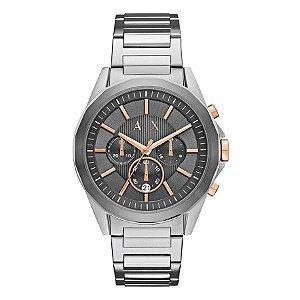 Relógio Armani Exchange - Masculino - AX26061KN - Prata