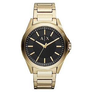 Relógio Armani Exchange - Masculino - AX26191DN - Dourado