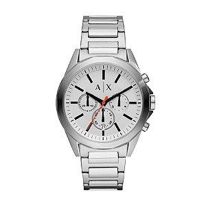 Relógio Armani Exchange - Masculino - AX26241KN - Prata