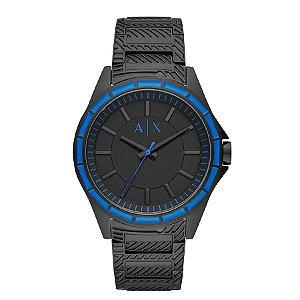 Relógio Armani Exchange - Masculino - AX26341PN - Preto e Azul