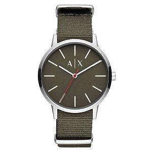 Relógio Armani Exchange - Masculino - AX27098VN - Prata
