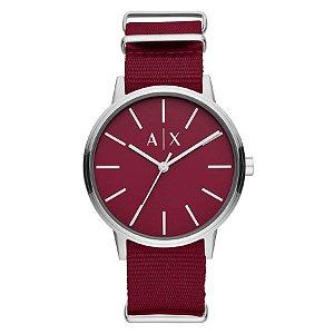 Relógio Armani Exchange - Masculino - AX27110KN - Prata