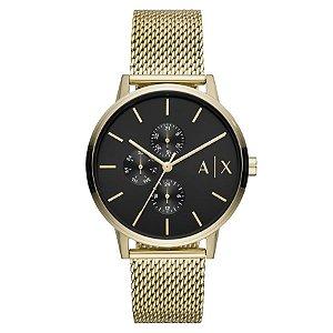 Relógio Armani Exchange - Masculino - AX27151DN - Dourado