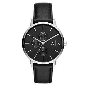 Relógio Armani Exchange - Masculino - AX27170KN - Prata
