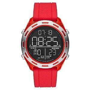 Relógio Diesel - Masculino - DZ19008PN - Vermelho