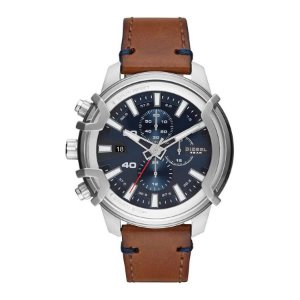 Relógio Diesel - Masculino - DZ45181MN  - Prata