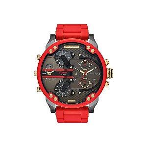 Relógio Diesel - Masculino - DZ74301VN  - Vermelho