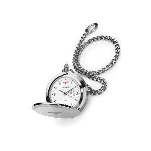 Relógio de Bolso Technos - Masculino - 1L45BA1B  - Prata