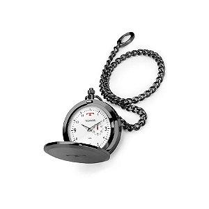 Relógio de Bolso Technos - Masculino - 1L45BC4B  - Preto