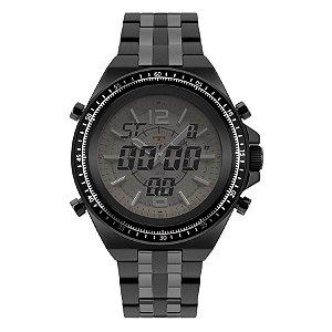 Relógio Technos - Masculino - 2035MSC4B  - Preto
