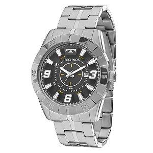 Relógio Technos - Masculino - 2115KYX1P  - Prata