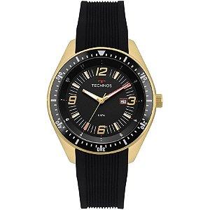 Relógio Technos - Masculino - 2115MQS8P  - Dourado