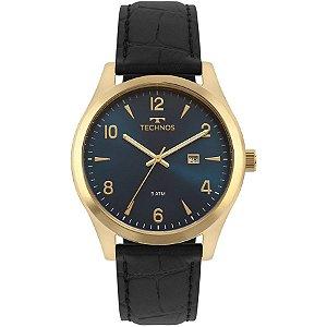 Relógio Technos - Masculino - 2115MRX2A  - Dourado
