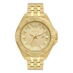 Relógio Technos - Masculino - 2115MTO4X  - Dourado