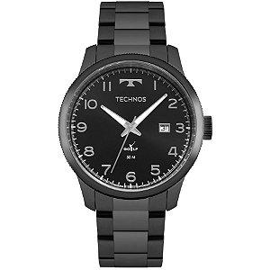 Relógio Technos - Masculino - 2315LAH5P  - Grafite