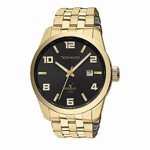 Relógio Technos - Masculino - 2315YJ4P  - Dourado