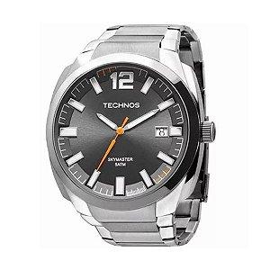 Relógio Technos - Masculino - 2415BL1F  - Prata