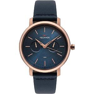 Relógio Technos - Masculino - 6P25BS2A  - Dourado