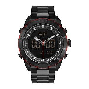 Relógio Technos - Masculino - BJ3340AA4P  - Preto