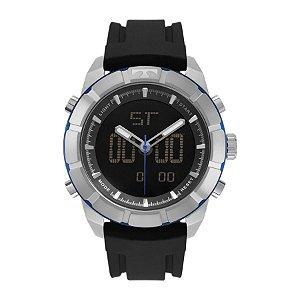 Relógio Technos - Masculino - BJ3340AB8P  - Prata