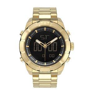 Relógio Technos - Masculino - BJ3340AC4P  - Dourado