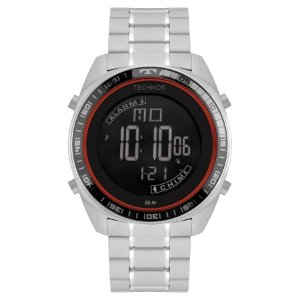 Relógio Technos - Masculino - BJ3373AB1P  - Prata