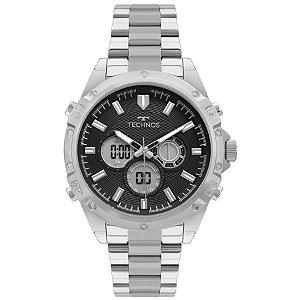 Relógio Technos - Masculino - BJ3814AA1P  - Prata