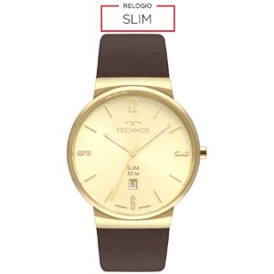 Relógio Technos - Masculino - GM10YO2X  - Dourado