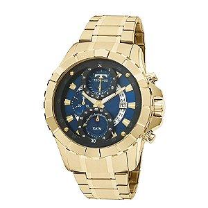 Relógio Technos - Masculino - JS15EM4A  - Dourado